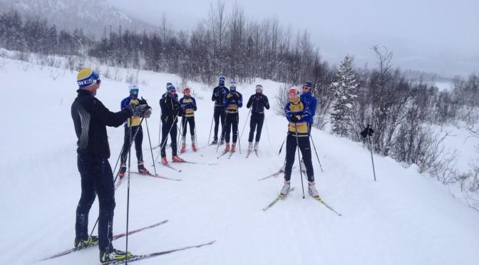 Skisamling Geilo