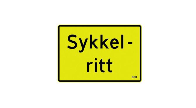 Sykkelritt_skilt
