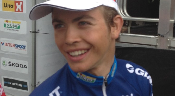 Odd Christian skal sykle U23-VM