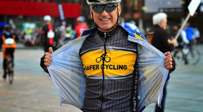 Siste Safer Cycling trening lørdag 16. mai