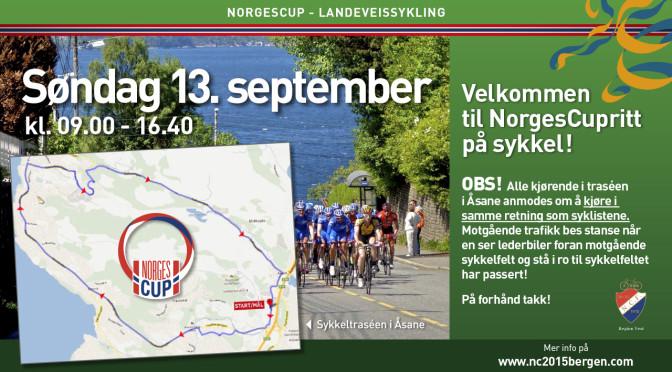 Norgeseliten kommer til Bergen!