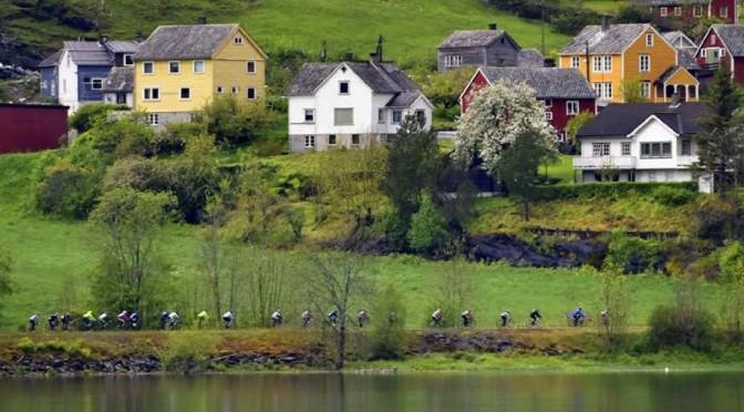 Hjelp oss spre nyhetene om Bergen-Voss!
