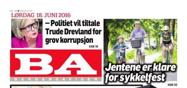 Sykkelfest ved Nordåsvannet