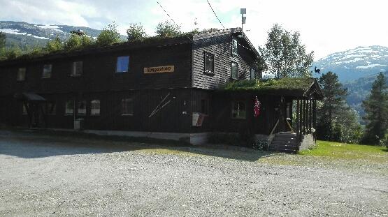 Sesongavslutning 21. -23. oktober 2016 på Rongastovo
