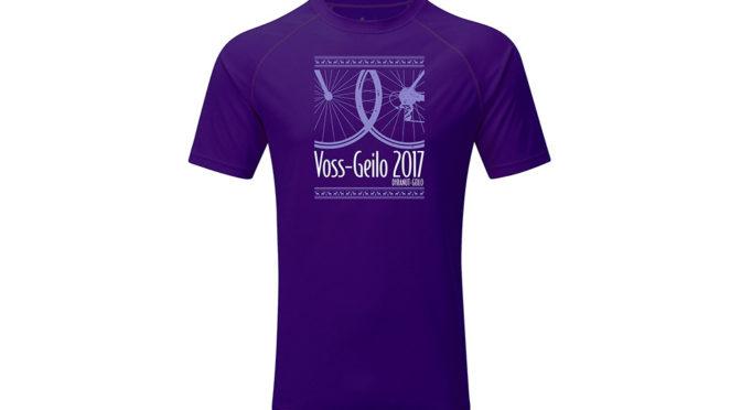 Årets Voss-Geilo T-skjorte