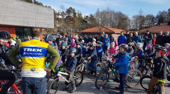 Bergen CK sykkelskoler 2018