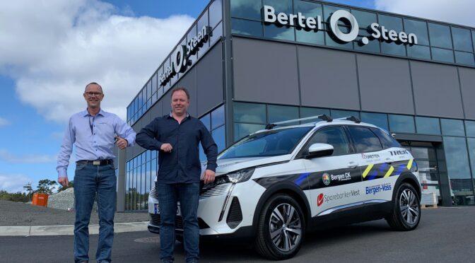 Bergen CK forlenger samarbeidet med Bertel O Steen og Peugeot